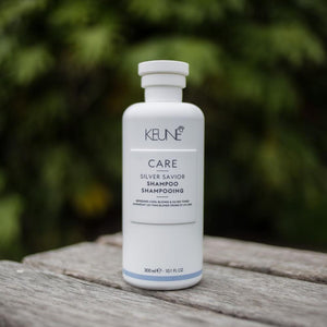 Keune care,Silver Savior Shampoo 300mls, NZ Stockist, House Of Hair, Pleasant Point