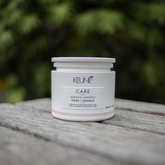 Keune care,Keratin Smooth Mask 200ml, NZ Stockist, House Of Hair, Pleasant Point