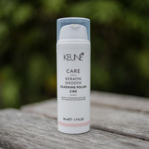 Keune care,Keratin Smooth Silkening Polish 50ml, NZ Stockist, House Of Hair, Pleasant Point
