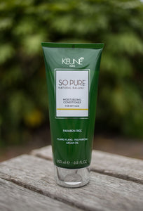 Keune So Pure,So Pure Moisturizing Conditioner 200mls, NZ Stockist, House Of Hair, Pleasant Point