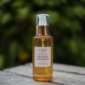 Keune care,Care Satin Hair Oil Treatment, NZ Stockist, House Of Hair, Pleasant Point