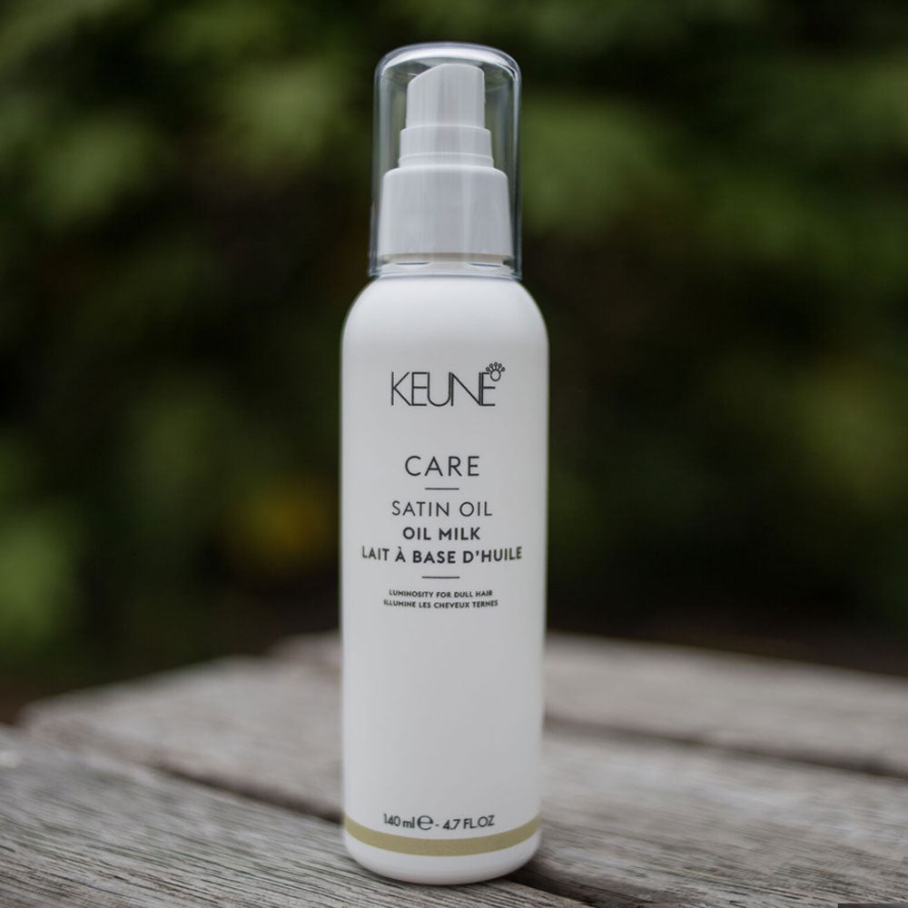 Care Satin Oil – Oil Milk 140ml