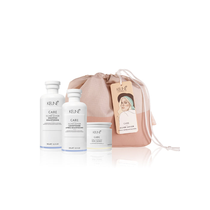 Keune silver savior Mother's Day pack 2021 - House Of Hair