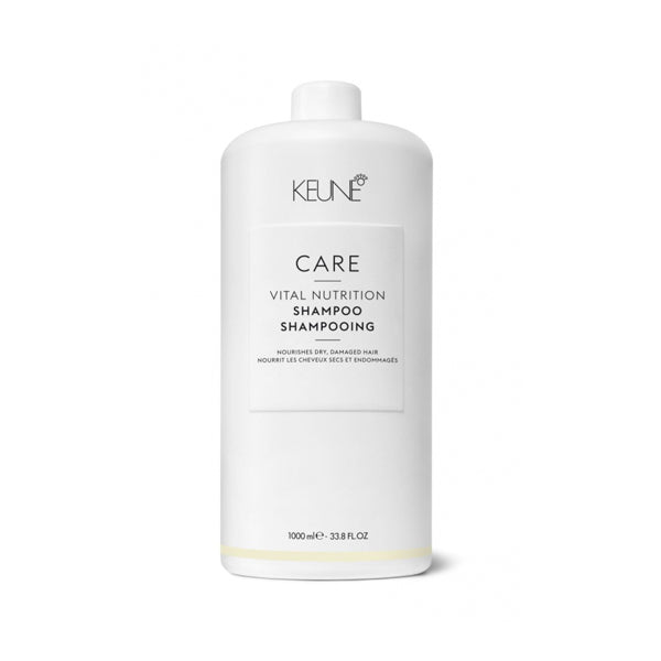 Keune Care Vital Nutrition Shampoo or Conditioner 1 Litre