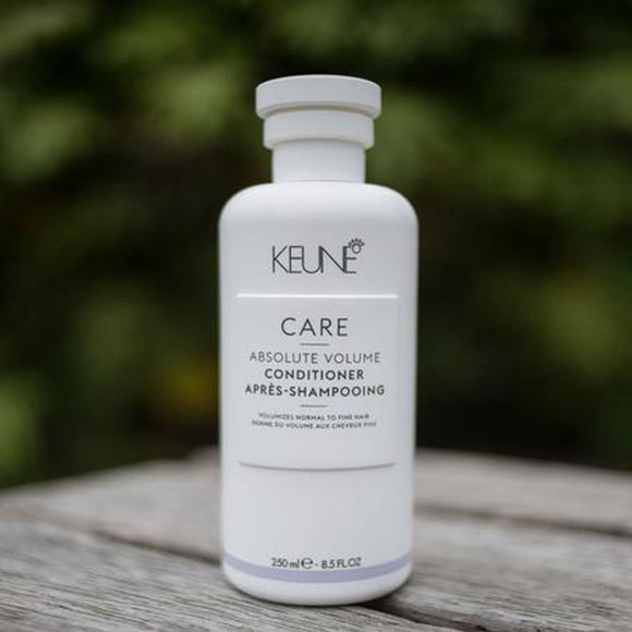 Keune care,Care Absolute Volume Conditioner 250ml, NZ Stockist, House Of Hair, Pleasant Point