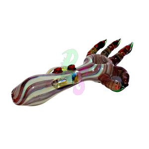 "7.5"" Inch - Idle hands' Hand Pipe (heady) - iRoboSmoke"