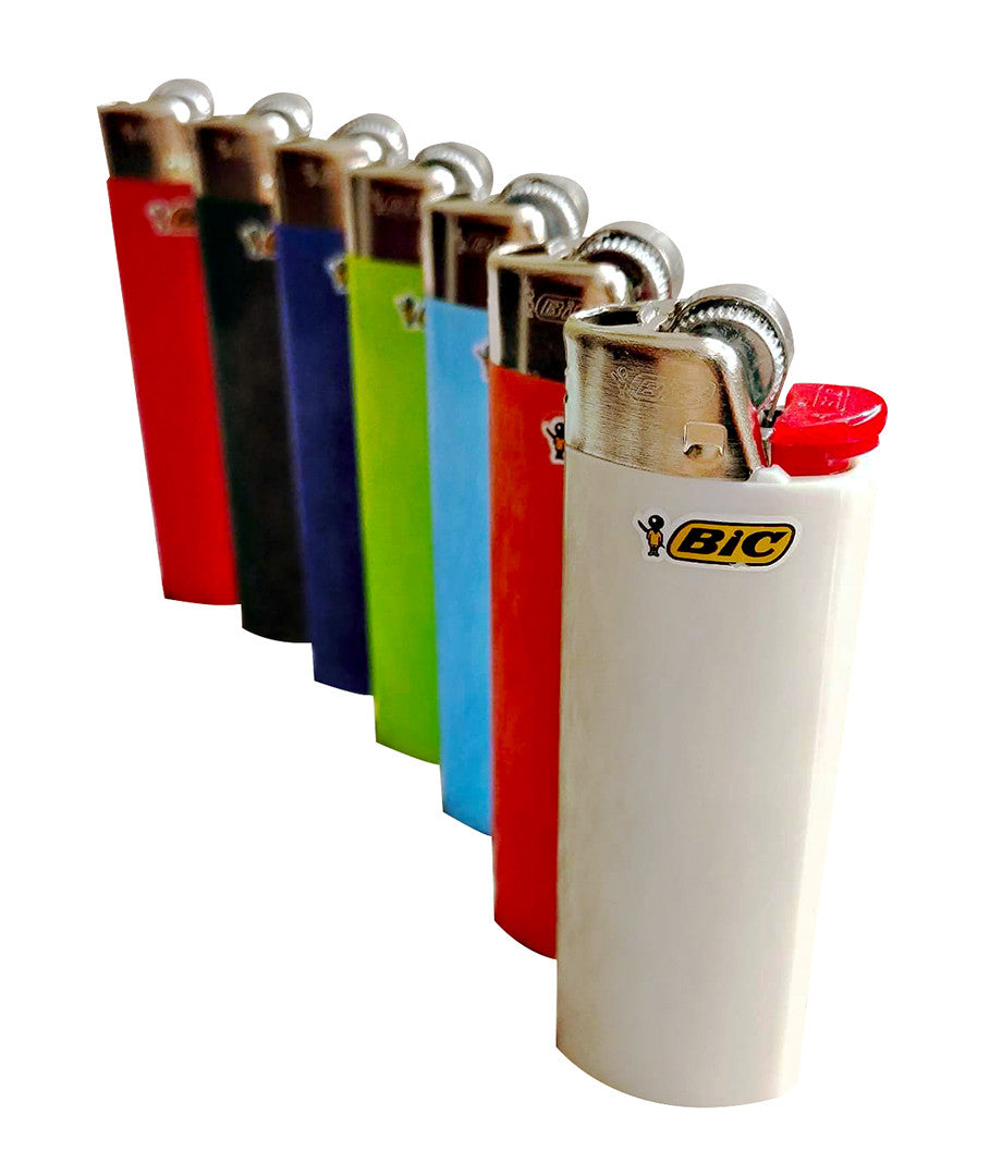 Included lighters in smoking kits
