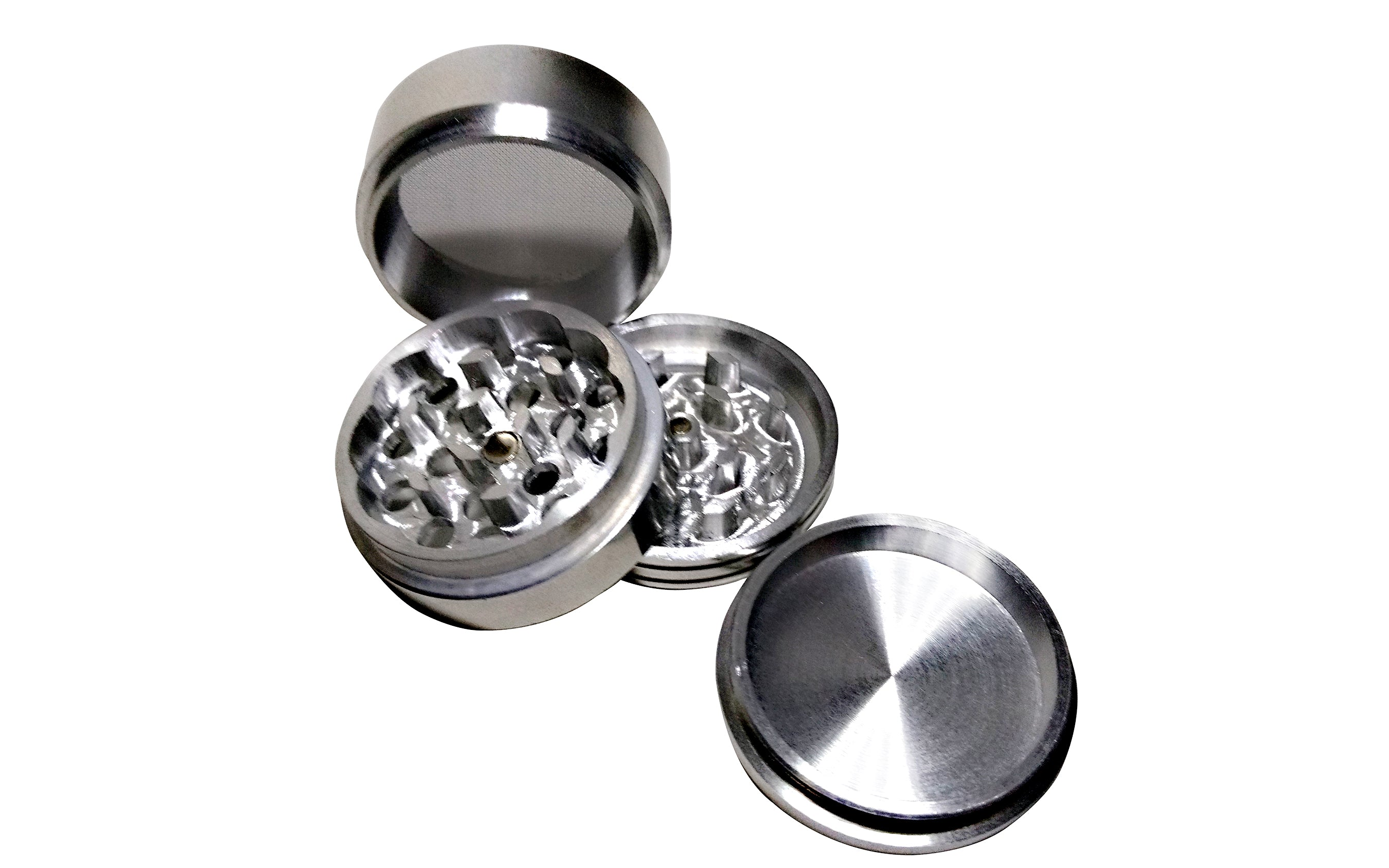 Included grinders in smoking kits