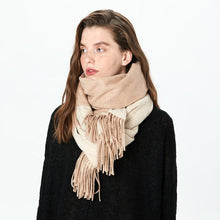 Hunter Two-Tone Scarf