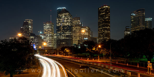 Houston, Texas.