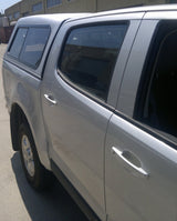TRADIE TEXTURED CANOPY TO SUIT HOLDEN COLORADO DUAL CAB 2012+