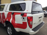 TRADIE SMOOTH CANOPY TO SUIT JMC VIGUS DUAL CAB 2013-CURRENT