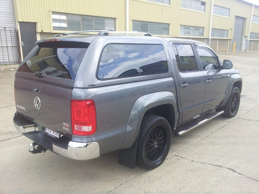 PREMIUM SMOOTH CANOPY TO SUIT VW AMAROK DUAL CAB 2009 – 3xm