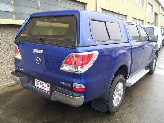 DELUXE SMOOTH CANOPY TO SUIT MAZDA BT50 DUAL CAB 2012+