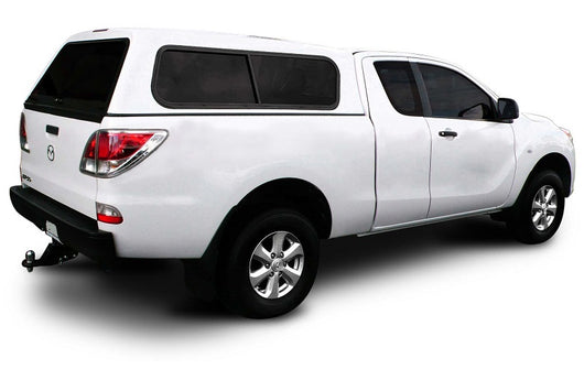 DELUXE SMOOTH CANOPY TO SUIT MAZDA BT50 EXTRA/KING CAB 2012+