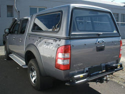 TRADIE TEXTURED CANOPY TO SUIT FORD RANGER DUAL CAB 2007-2012