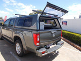 TRADIE SMOOTH CANOPY TO SUIT GREAT WALL STEED DUAL CAB 2016-CURRENT