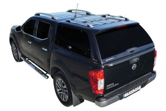 PREMIUM SMOOTH CANOPY TO SUIT NISSAN NP300 DUAL CAB 2015+
