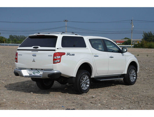PREMIUM SMOOTH CANOPY TO SUIT MQ TRITON DUAL CAB 2015-CURRENT