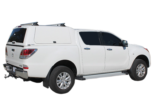 TRADEPRO/ TRADEPRO PLUS CANOPY TO SUIT MAZDA BT50 DUAL CAB 2012+