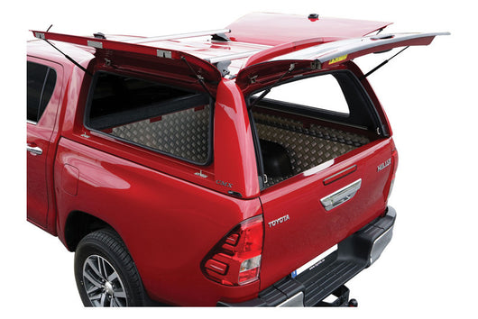 TRADE PRO PLUS CANOPY TO SUIT TOYOTA HILUX DUAL CAB 2015 A DECK/SR5