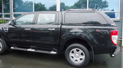 PREMIUM SMOOTH CANOPY TO SUIT FORD RANGER DUAL CAB 2012+