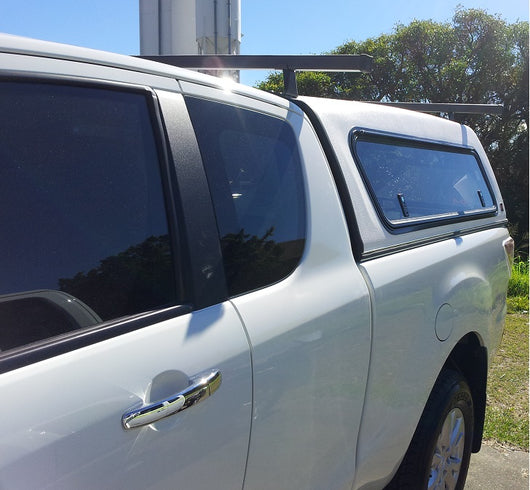 TRADIE TEXTURED CANOPY TO SUIT FORD RANGER EXTRA/KING CAB 2012+