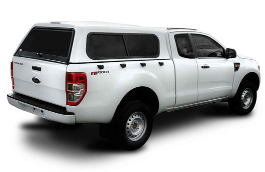DELUXE SMOOTH CANOPY TO SUIT FORD RANGER EXTRA/KING CAB 2012+