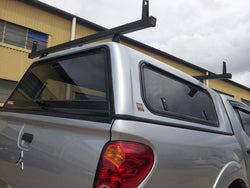 TRADIE SMOOTH CANOPY TO SUIT MN TRITON DUAL CAB 2010-2014