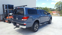 TRADIE SMOOTH CANOPY TO SUIT MAZDA BT50 DUAL CAB 2012-CURRENT