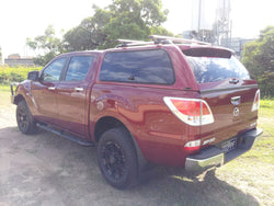 PREMIUM SMOOTH CANOPY TO SUIT MAZDA BT50 DUAL CAB 2012+