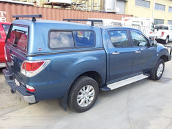 TRADIE TEXTURED CANOPY TO SUIT MAZDA BT50 DUAL CAB 2012+