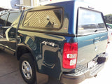 TRADIE SMOOTH CANOPY TO SUIT HOLDEN COLORADO DUAL CAB 2012-CURRENT