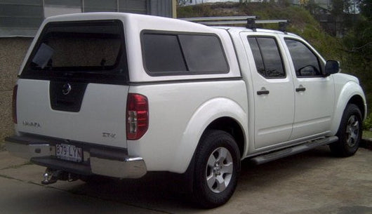 ... TRADIE TEXTURED CANOPY TO SUIT NISSAN D40 DUAL CAB 2005-2014 ... & TRADIE TEXTURED CANOPY TO SUIT NISSAN D40 DUAL CAB 2005-2014 u2013 3xm ...