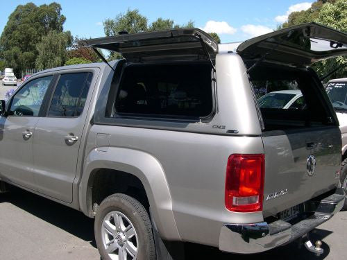 TRADE PRO/TRADEPRO PLUS CANOPY TO SUIT VW AMAROK DUAL CAB 2009-