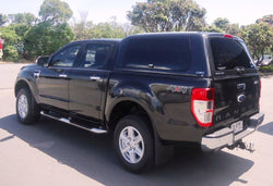 TRADE PRO/ TRADEPRO PLUS CANOPY TO SUIT FORD RANGER DUAL CAB 2012+