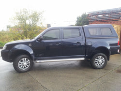 TRADIE TEXTURED CANOPY TO SUIT TATA XENON DUAL CAB 2014-2016