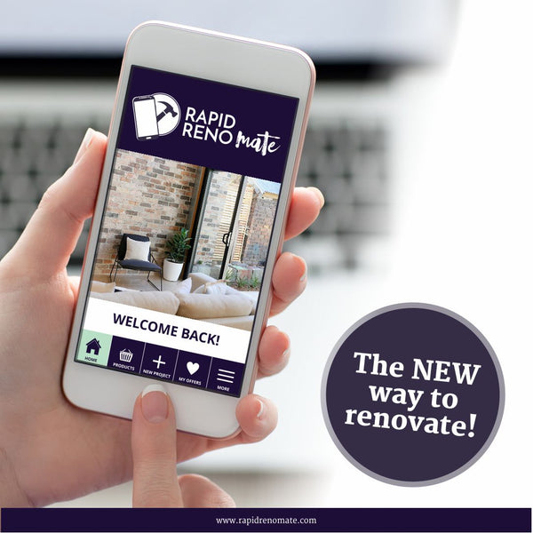 Rapid Reno Mate -The new way to renovate!
