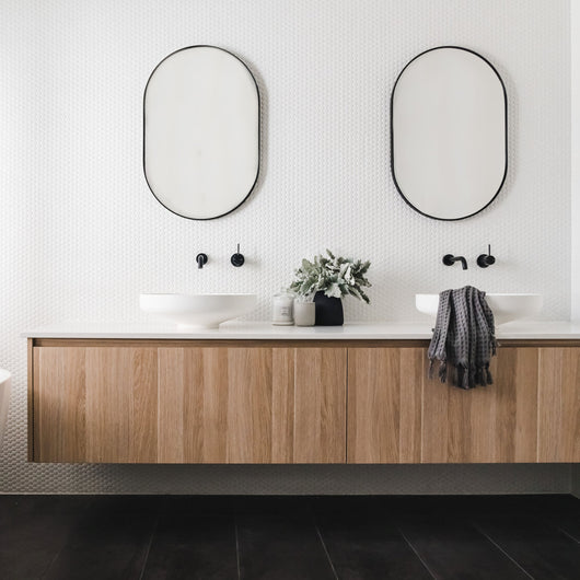 3 TIPS FOR NAILING YOUR BATHROOM DESIGN