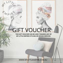 HOUR OF POWER GIFT VOUCHER