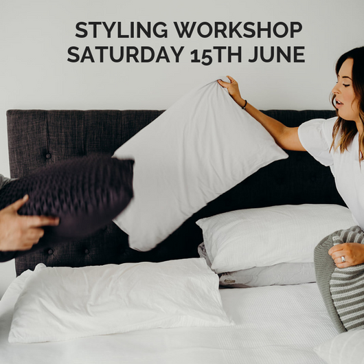 Styling Workshop Saturday June 15th 2019