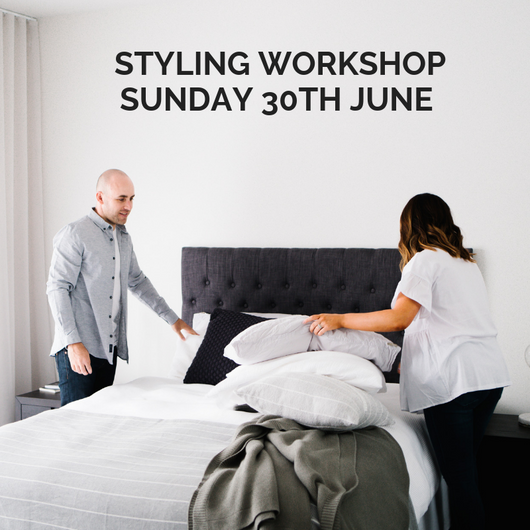 Styling Workshop Sunday 30th June 2019
