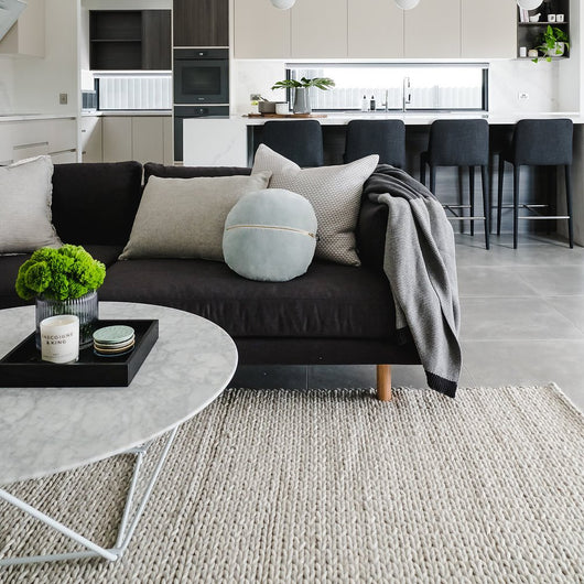 RUG RULES, YOUR EASY RUG PLACEMENT GUIDE