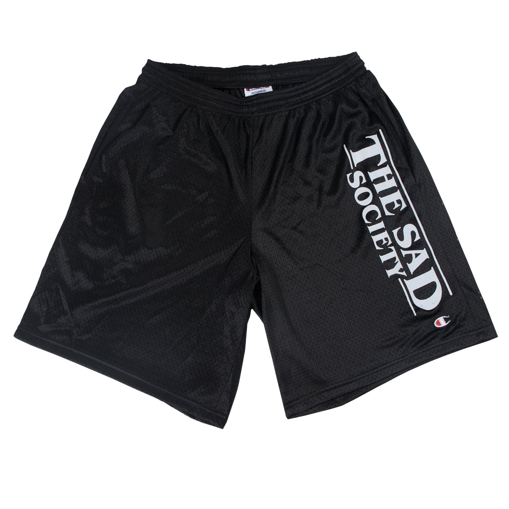 The Sad Society X Champions Basketball Shorts