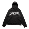 The Sad Society™ SAD BOY GROOVE BLACK HOODIE