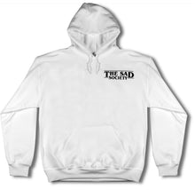 The Sad Society™ Bogo White Hoodie