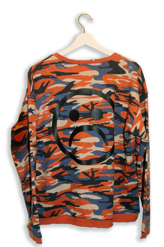 The Sad Society™ Melbourne Camo Sweatshirt