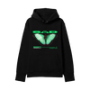 The Sad Society Black Green Day Hoodie