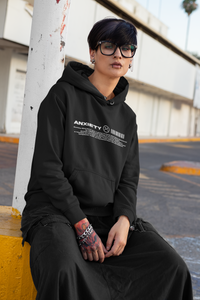 Anxiety Descrip Hoodie