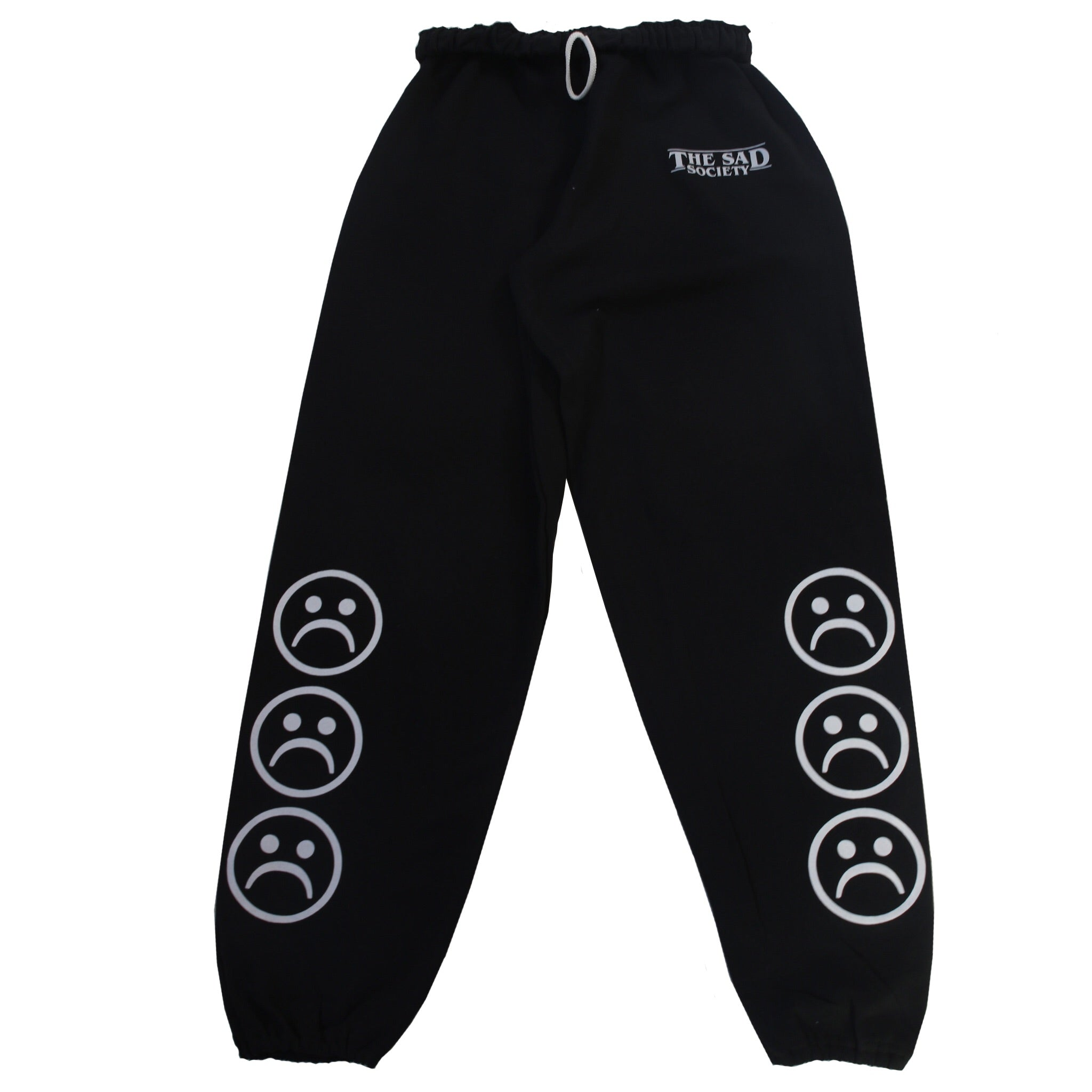 The Sad Society Black SweatPants